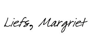 liefs, margriet